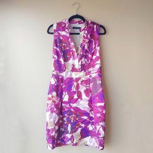 Ellen Tracy Sleeveless Dress